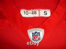 2011 Steve Breaston Kansas City Chiefs Game Used Jersey #15