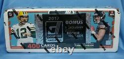 2017 Donruss Football NEW Factory Sealed Set with Bonus card Patrick Mahomes RC