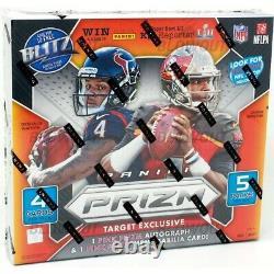 2017 Panini Prizm Football Target Exclusive Retail Box