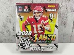 2020 Panini Mosaic Football Sealed Choice Hobby Box