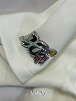 Nike Kansas City Chiefs Mens Super Bowl LIV 54 Media Showout Hoodie Jacket 4XL