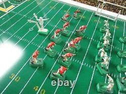 RARE 1968 Tudor AFL Electric Football Game KANSAS CITY CHIEFS vs. Jets Works