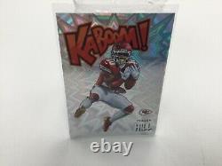 Tyreek Hill 2020 Absolute Kaboom Insert K-TH Rare Card! Kansas City Chiefs