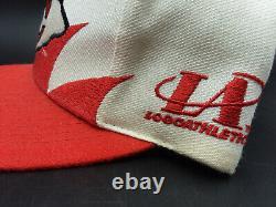 Vintage 1990s Kansas City Chiefs sharktooth snapback hat Logo Athletic logo 7
