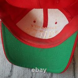 Vintage 90s Kansas City Chiefs Snapback Hat Cap by Starter