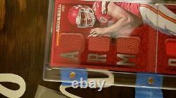 2017 Preferred Armory Patrick Mahomes Rookie Card Booklet /99 Kansas City Chiefs