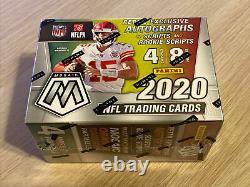 2020 Panini Mosaic Football Seled Blaster Box 32-card Box En Paye Prête Au Niveau