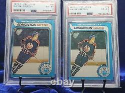Gretzky Mahomes Mcdavid Ovechkin Crosby Kobe Rookie Rc Psa 10 Bgs 9.5 Auto Lot