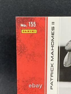 Patrick Mahomes II Donruss Elite Red Holo Foil Rookie Rc # /149 Ssp Chiefs