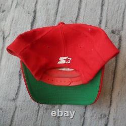 Vintage 90s Kansas City Chiefs Snapback Hat Cap Par Starter